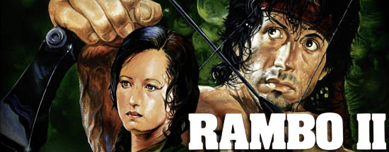 rambo essay Rambo: first blood part ii rambo ii offered not just entertainment, but lessons while writing this essay, i received word that the last of my father's machine guns, a beautiful old thompson, had sold a few hours later.
