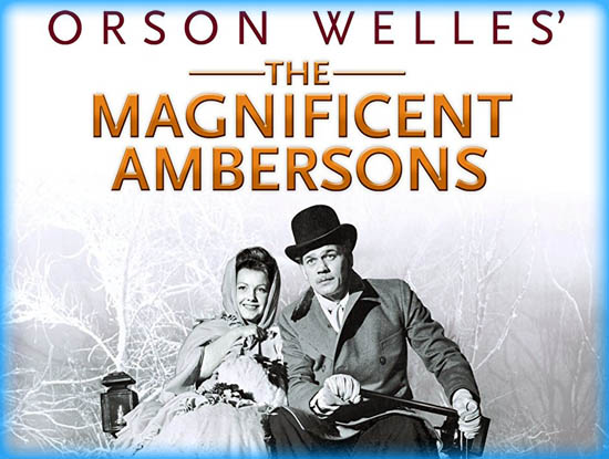 the three scenes in the magnificent ambersons essay