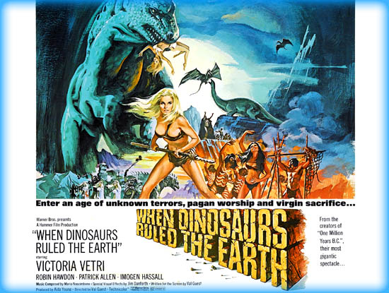 When Dinosaurs Ruled the Earth (1971)