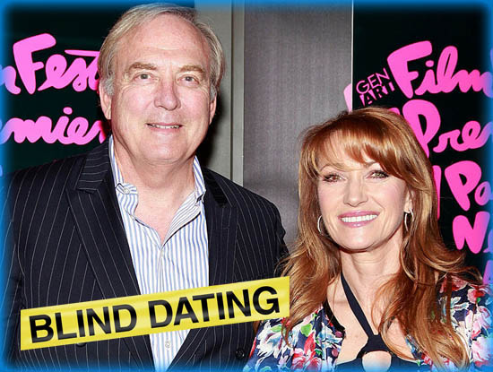 "Interview: James Keach and Jane Seymour from ""Blind Dating"""