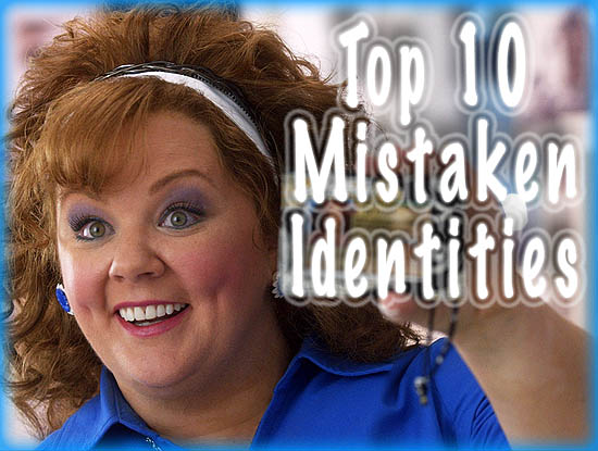 top mistaken identities in film movie review film essay top 10 mistaken identities in film