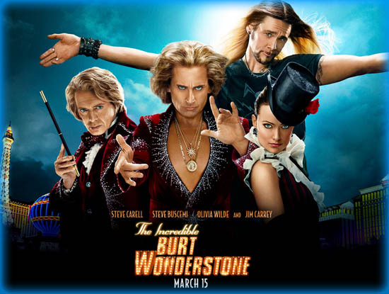 Incredible Burt Wonderstone, The (2013)