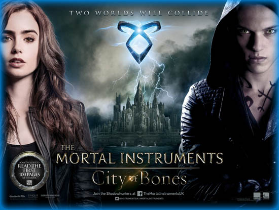 Mortal Instruments: City of Bones, The (2013)