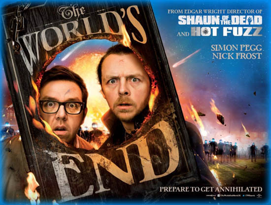 World's End, The (2013)