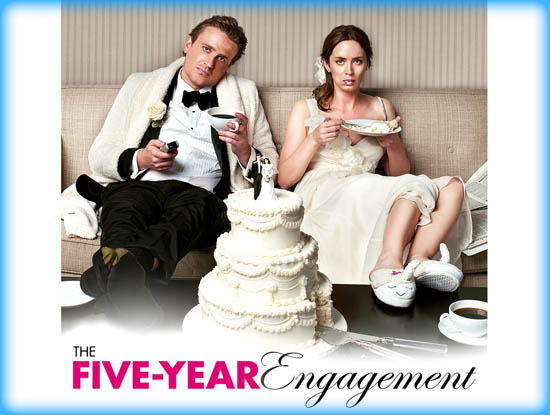 Five-Year Engagement, The (2012)