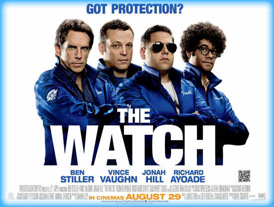 Watch, The (2012)