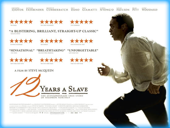 12 years a slave review essay