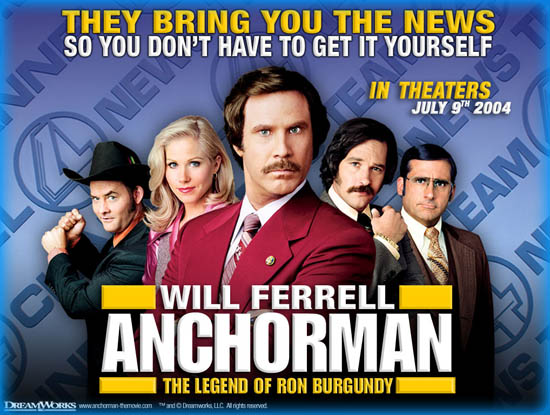 essay on anchorman Write an essay in which you explain how paul bogard builds an argument to persuade his audience that natural darkness sample student essays sample 1 scores.