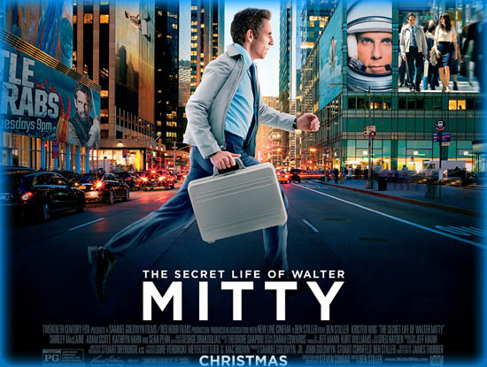Secret Life of Walter Mitty, The (2013)