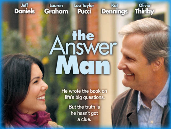 Answer Man, The (2009)