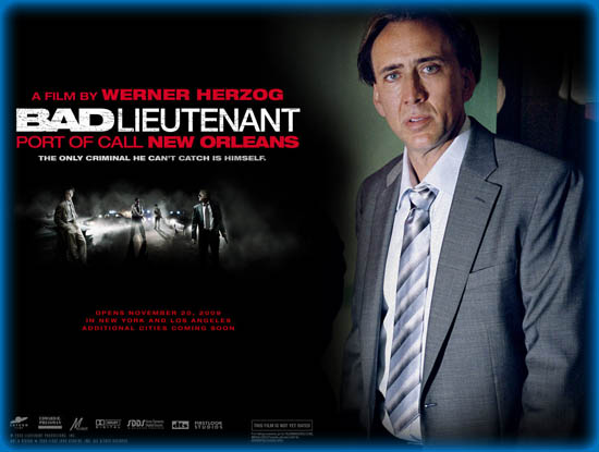 Bad Lieutenant: Port of Call – New Orleans, The (2009)