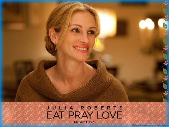 eat pray love essay
