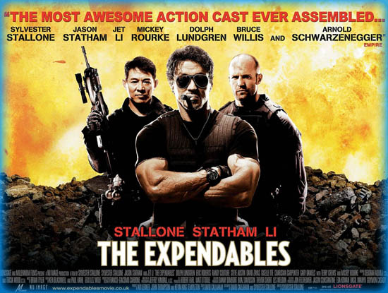 Expendables, The (2010)
