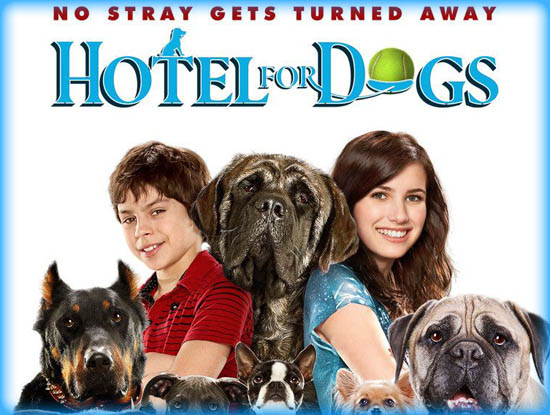 Hotel for Dogs (2009)
