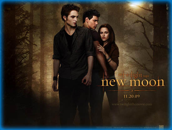 essay on twilight new moon