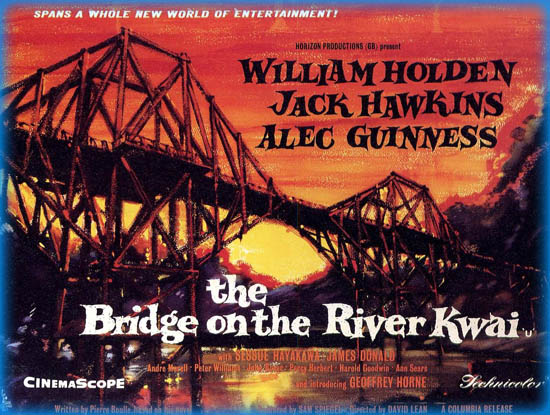 Bridge on the River Kwai, The (1957)