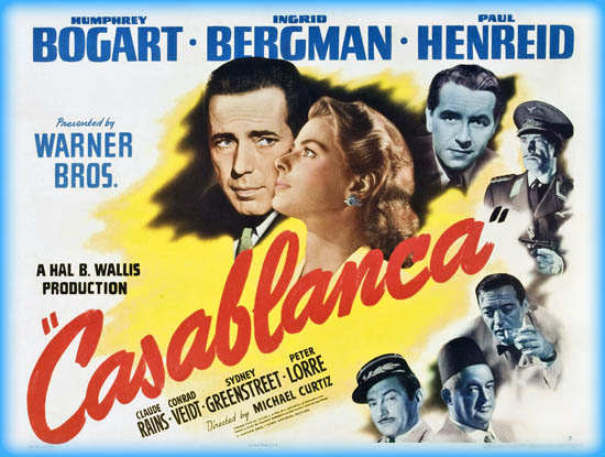 casablanca movie review Rick's cafe: casablanca, the movie - see 2,329 traveler reviews, 1,386 candid photos, and great deals for casablanca, morocco, at tripadvisor.