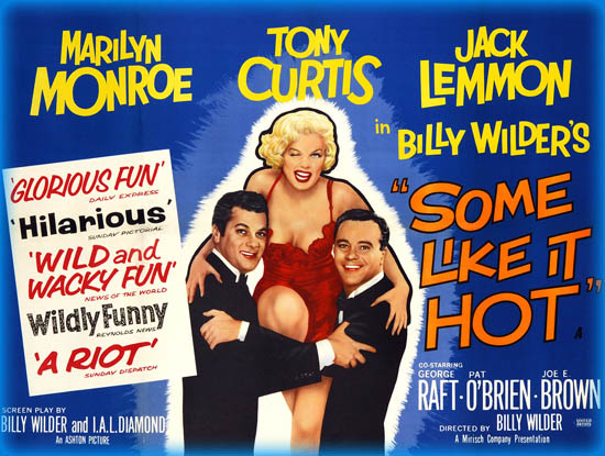 "essay on some like it hot (name) (instructors' name) (course) (date) analysis of ""some like it hot"" 1 introduction 'some like it hot' is an american."