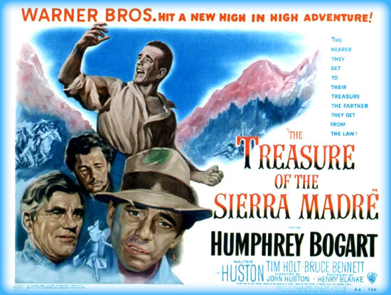 Treasure of the Sierra Madre, The (1948)