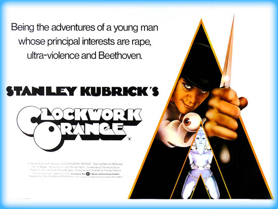 clockwork orange anthony burgess essay