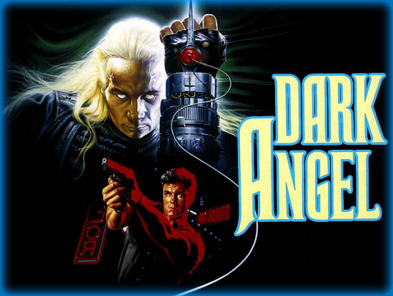 Dark Angel (I Come In Peace) (1990)