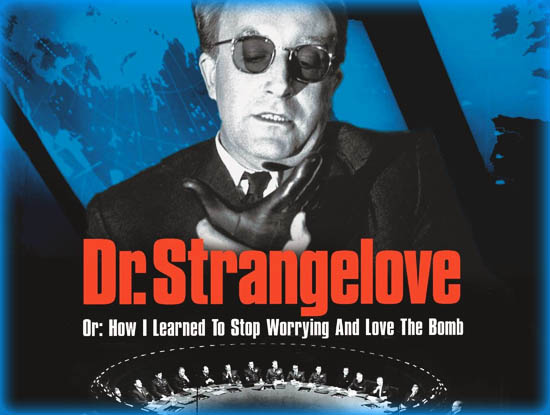 analysis of satire in dr strangelove