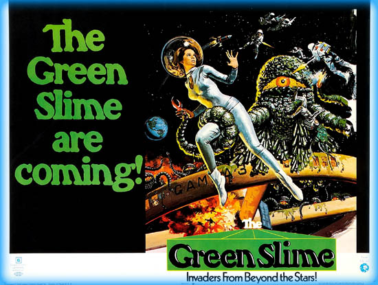 Green Slime, The (1968)