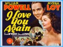 I Love You Again (1940)