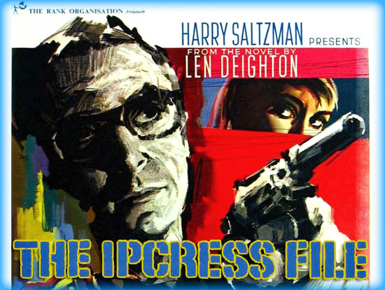 Ipcress File, The (1965)
