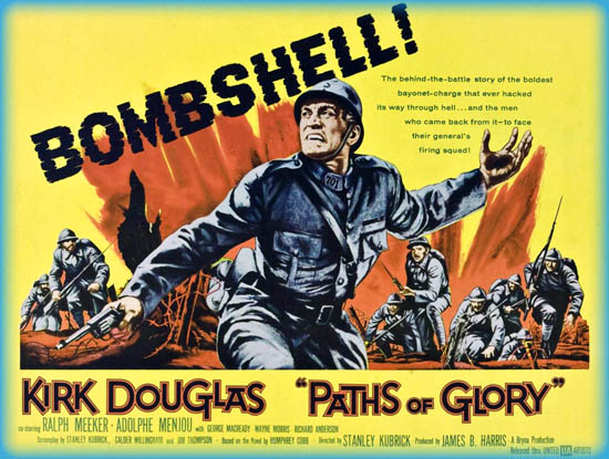 paths of glory movie review film essay paths of glory 1957