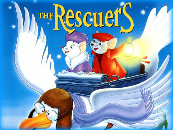 Rescuers, The (1977)