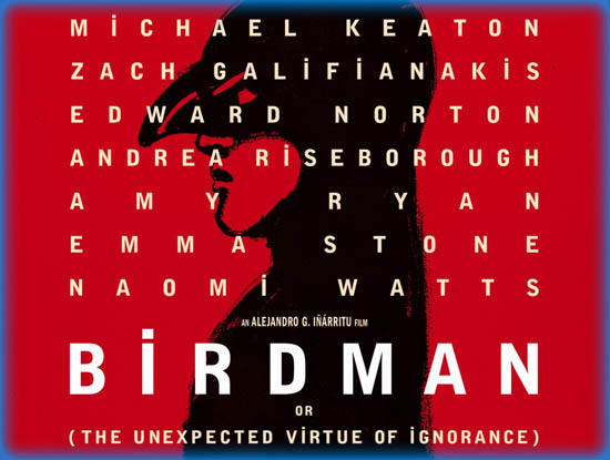 birdman or the unexpected virtue of ignorance movie  birdman or the unexpected virtue of ignorance 2014