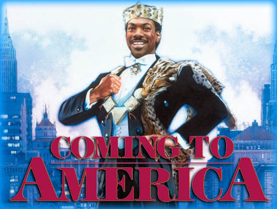 coming to america movie review film essay coming to america 1988