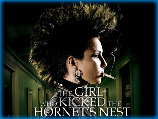 Girl Who Kicked the Hornet's Nest, The (2010)
