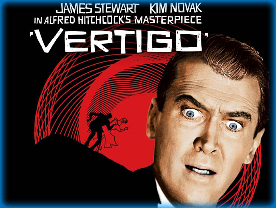 vertigo movie essay Free essay on hitchcock's vertigo vertigo inner-eye which then spirals into vertigo the first active scene of the movie reinforces this feeling of inner.