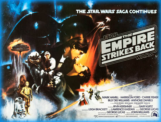 Star Wars: The Empire Strikes Back (1980)