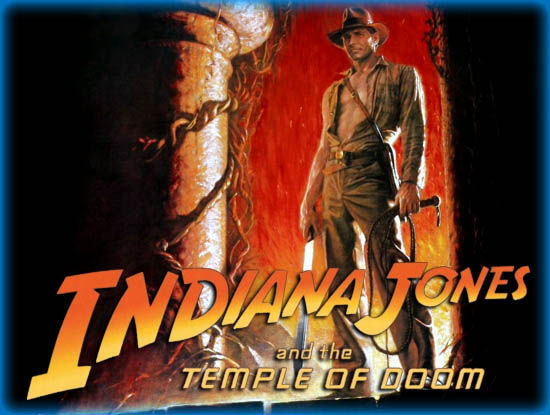 indiana jones and the temple of doom 1984 movie review