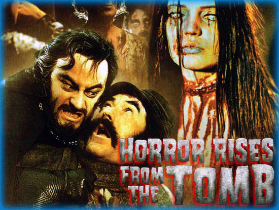 Horror Rises from the Tomb (1975)