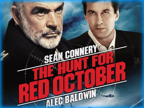 The Hunt for Red October (1990) - Movie Review / Film Essay