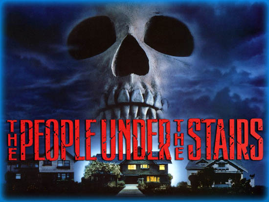 People Under the Stairs, The (1991)