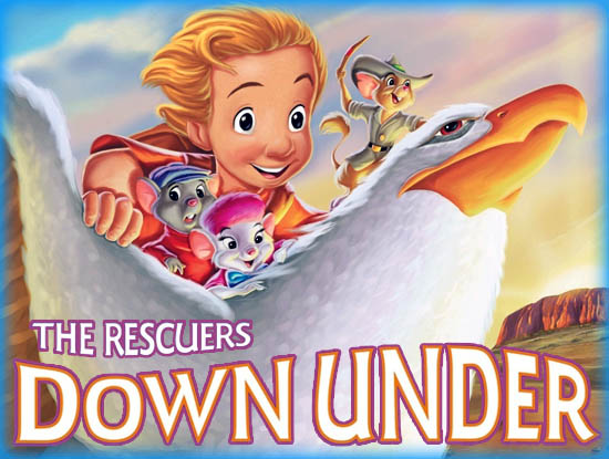 Rescuers Down Under, The (1990)