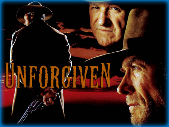 unforgiven essay The paper the movie unforgiven as an anti-western western discusses the film unforgiven that is concerned with exploring and reassessing the codes.