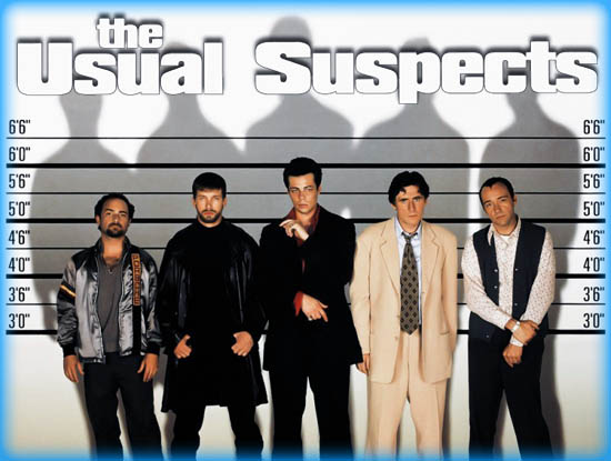 Usual Suspects, The (1995)