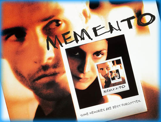 memento movie essay Memento memento is a movie that was written by christopher nolan by presenting events in memento backwards, christopher nolan allows us to get into the mind.