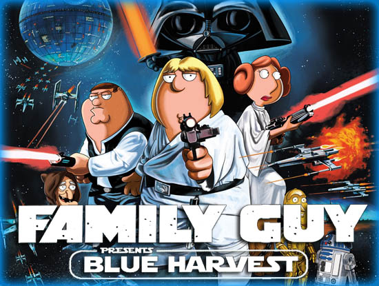 Family Guy Presents: Blue Harvest (2008)