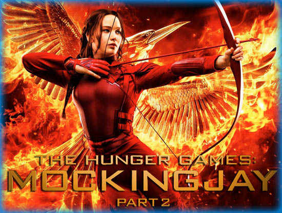 Hunger Games: Mockingjay Part 2, The (2015)