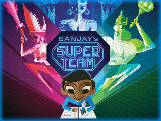 Sanjay's Super Team (2015)