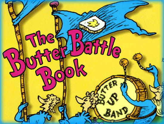 Butter Battle Book, The (1989)