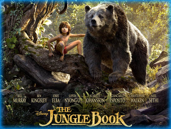jungle book the movie review film essay jungle book the 2016