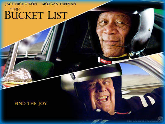 Bucket List, The (2007)